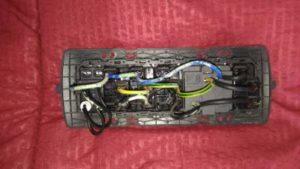 Come installare prese elettriche in parallelo: Italiana e Schuko