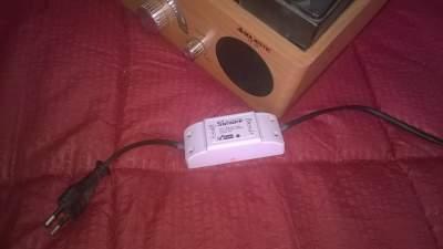 Accendere e Spegnere luci, tv e radio da remoto con Sonoff