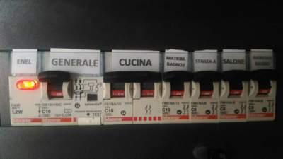 L'Interruttore Magnetotermico e il Differenziale