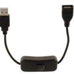 Aggiungere interruttore USB a Ventole, Lampade Caricabatterie, Arduino e Raspberry