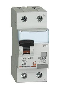 Sostituire vecchio interruttore 25A con Magnetotermico Differenziale (Salvavita)